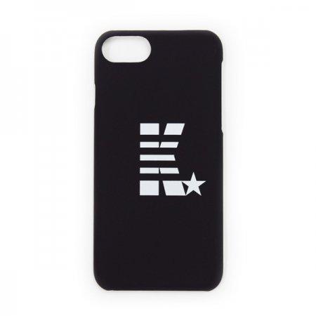【入荷待ち予約】【入荷10月中旬予定】MADE IN WORLD☆ メイドインワールド / iPhone case (K☆) black