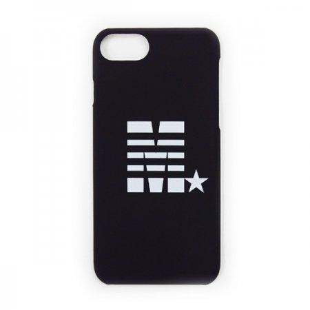 【入荷待ち予約】【入荷10月中旬予定】MADE IN WORLD☆ メイドインワールド / iPhone case (M☆) black