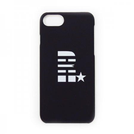 MADE IN WORLD☆&CO メイドインワールドアンドシーオー / iPhone case (R☆) black