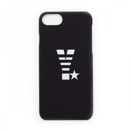 【入荷待ち予約】【入荷10月中旬予定】MADE IN WORLD☆ メイドインワールド / iPhone case (Y☆) black