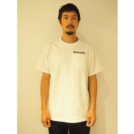 M エム Tシャツ / crew neck pocket t-s...