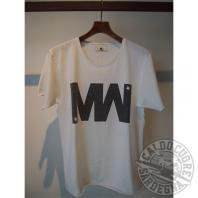 ��ͽ��ۡ�����4����ͽ���M�ʥ���� / short sleeve vintage style t-shirts (wjk by M / MW)  white