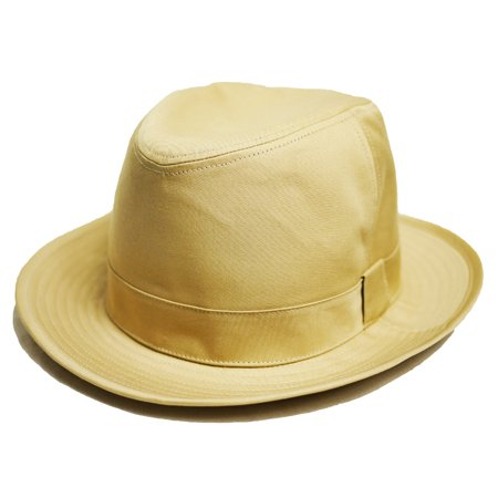 FOUR HAND PLUS フォーハンドプラス / cotton logo hat  beige