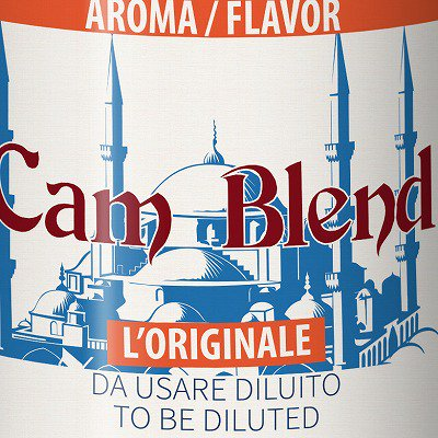 電子タバコ用フレーバーTobacco flavor Cam Blend Ultimate 10ml