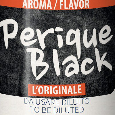 電子タバコ用フレーバーTobacco flavor Perique black 10ml