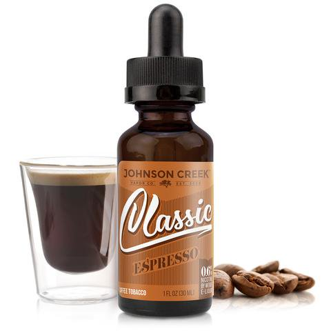 Johnson Creek Espresso 30ml