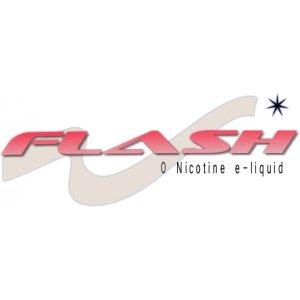電子タバコ用フレーバーFLASH E-Liquid 10ml