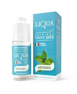 電子タバコ用LIQUA 10ml メンソール