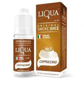 電子タバコ用LIQUA 10ml カプチーノ