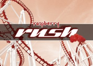 電子タバコ用Drop Raspberry Rush 10ml