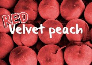 電子タバコ用Drop Red Velvet Peach 10ml