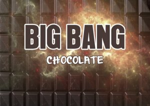 電子タバコ用Drop Big Bang Chocolate 10ml