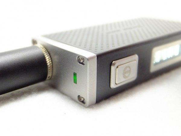 電子タバコ iTasteMVP 電源確認