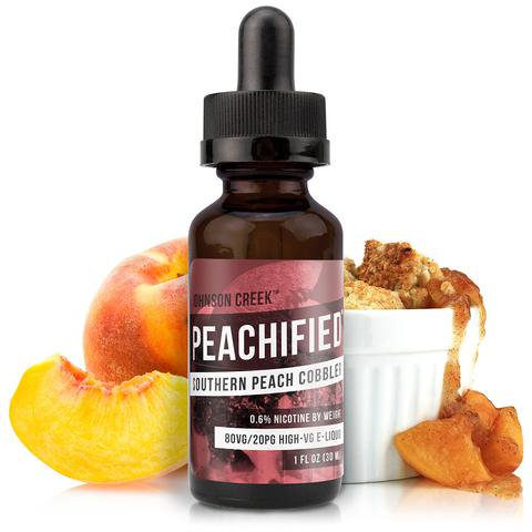 Johnson Creek Peachified 30ml