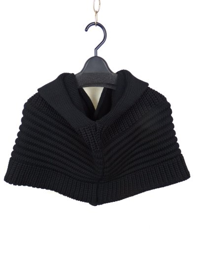 A.F ARTEFACT Knit Hooded Snood