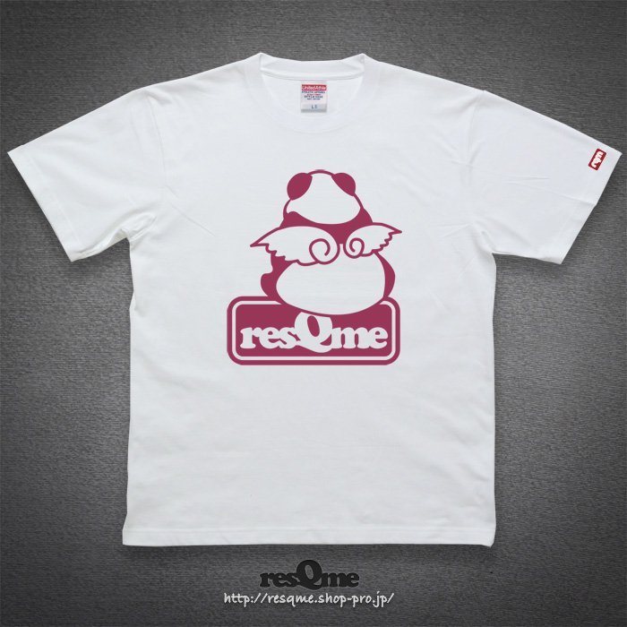 Panda-Angel (White)