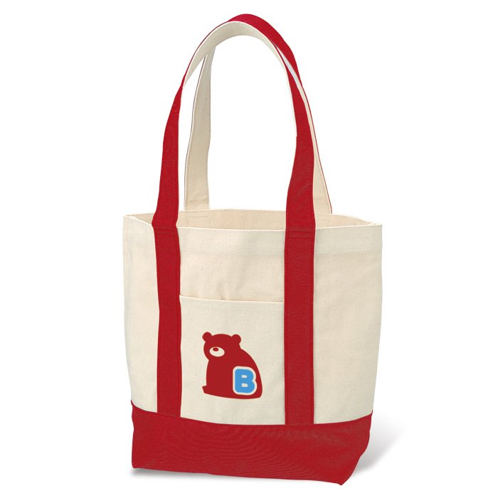KUMADA-SAN BAG (Red)