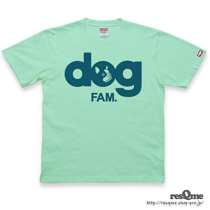 dog -FrenchBulldog- TEE (Melon)