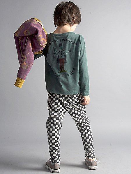 BOBOCHOSES ボボショセス T-Shirt Bts The Illusionist  長袖ヘンリーTシャツ