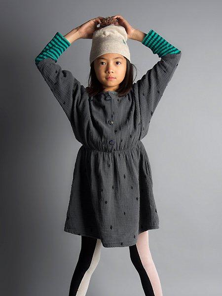 BOBOCHOSES ボボショセス Juanola T-Shape Dress  七分袖ワンピース