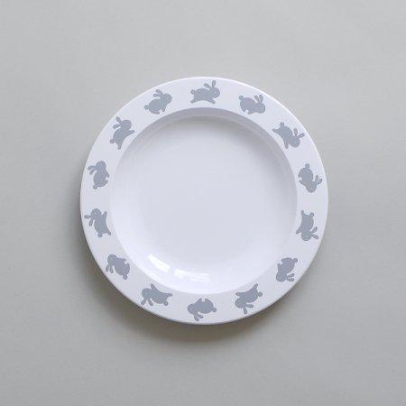 BUDDYANDBEAR バディーアンドベアー Hoppy Bunny Plate  ハッピーバニー プレート