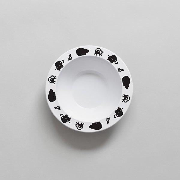 <img class='new_mark_img1' src='https://img.shop-pro.jp/img/new/icons8.gif' style='border:none;display:inline;margin:0px;padding:0px;width:auto;' />BUDDYANDBEAR バディーアンドベアー Wild Animal Bowl (Black) ワイルドアニマルボウル