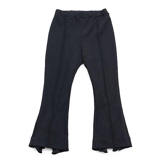 <img class='new_mark_img1' src='https://img.shop-pro.jp/img/new/icons8.gif' style='border:none;display:inline;margin:0px;padding:0px;width:auto;' />UNIONINI ユニオニーニ flared frill pants フリルパンツ ブラック