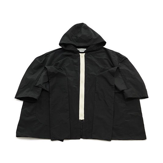 <img class='new_mark_img1' src='https://img.shop-pro.jp/img/new/icons8.gif' style='border:none;display:inline;margin:0px;padding:0px;width:auto;' />UNIONINI ユニオニーニ rain jacket レインジャケット ブラック