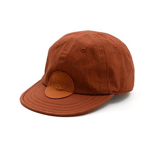 <img class='new_mark_img1' src='https://img.shop-pro.jp/img/new/icons8.gif' style='border:none;display:inline;margin:0px;padding:0px;width:auto;' />UNIONINI ユニオニーニ baseball cap ベースボールキャップ ブラウン