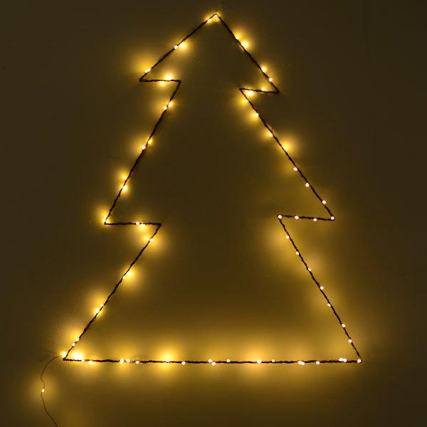 <img class='new_mark_img1' src='https://img.shop-pro.jp/img/new/icons8.gif' style='border:none;display:inline;margin:0px;padding:0px;width:auto;' />ZoeRumeau ゾエルモア Wall Xmas tree Light black