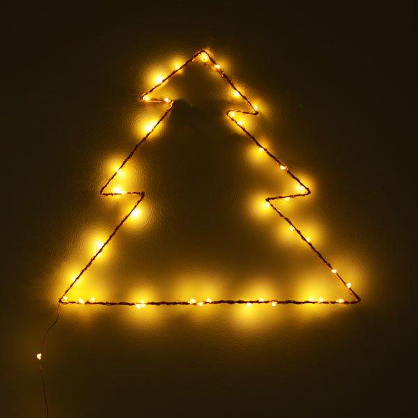 <img class='new_mark_img1' src='https://img.shop-pro.jp/img/new/icons8.gif' style='border:none;display:inline;margin:0px;padding:0px;width:auto;' />ZoeRumeau ゾエルモア Wall Mini Xmas tree Light gold