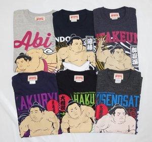 力士デザインTシャツ【2018】