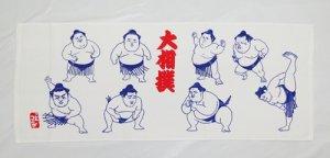 琴剣タオル(人気力士)