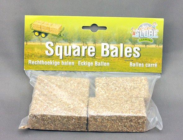 Kids Globe 1/32 Square Bales