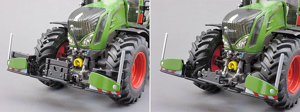 Wiking 077842 AGRIbumper Fendt Design