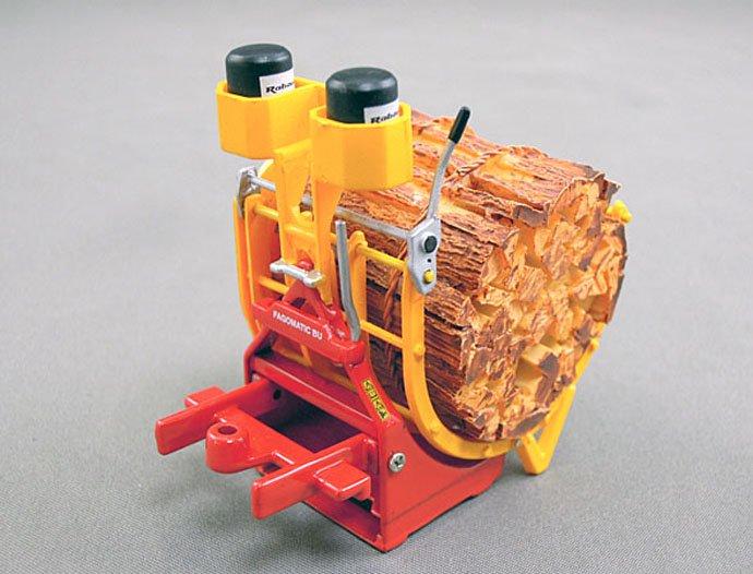 U_H 1/32 Rabaud Log Bundling machine Fagomatic