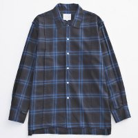 <img class='new_mark_img1' src='//img.shop-pro.jp/img/new/icons22.gif' style='border:none;display:inline;margin:0px;padding:0px;width:auto;' />VICTIM - DAMEGE CHECK SHIRTS (50%OFF)