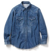 <img class='new_mark_img1' src='//img.shop-pro.jp/img/new/icons49.gif' style='border:none;display:inline;margin:0px;padding:0px;width:auto;' />RADIALL - T.N. WESTERN SHIRT