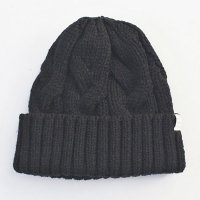<img class='new_mark_img1' src='//img.shop-pro.jp/img/new/icons49.gif' style='border:none;display:inline;margin:0px;padding:0px;width:auto;' />VICTIM - ×CA4LA CABLE KNIT CAP