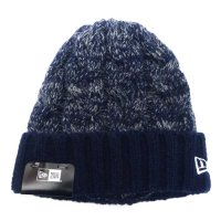 <img class='new_mark_img1' src='//img.shop-pro.jp/img/new/icons49.gif' style='border:none;display:inline;margin:0px;padding:0px;width:auto;' />NEWERA - Low Gauge Big Cable Knit Wool Blend Heather