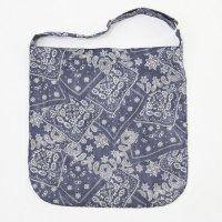 <img class='new_mark_img1' src='//img.shop-pro.jp/img/new/icons22.gif' style='border:none;display:inline;margin:0px;padding:0px;width:auto;' />VICTIM - PAISLEY SHOLDER BAG (40%OFF)