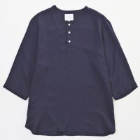 <img class='new_mark_img1' src='//img.shop-pro.jp/img/new/icons5.gif' style='border:none;display:inline;margin:0px;padding:0px;width:auto;' />VICTIM - 7/S HENRY NECK SHIRTS
