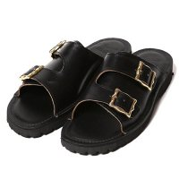 <img class='new_mark_img1' src='//img.shop-pro.jp/img/new/icons49.gif' style='border:none;display:inline;margin:0px;padding:0px;width:auto;' />CALEE - × DANNER LEATHER SANDALS