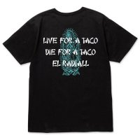 <img class='new_mark_img1' src='//img.shop-pro.jp/img/new/icons5.gif' style='border:none;display:inline;margin:0px;padding:0px;width:auto;' />RADIALL - TACO MARIA T-SHIRT