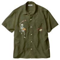 <img class='new_mark_img1' src='//img.shop-pro.jp/img/new/icons5.gif' style='border:none;display:inline;margin:0px;padding:0px;width:auto;' />RADIALL - FIESTA OPEN COLLARED SHIRT