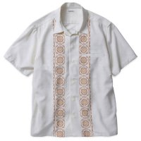 <img class='new_mark_img1' src='//img.shop-pro.jp/img/new/icons5.gif' style='border:none;display:inline;margin:0px;padding:0px;width:auto;' />RADIALL - LEI OPEN COLLARED SHIRT