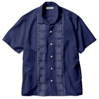 <img class='new_mark_img1' src='//img.shop-pro.jp/img/new/icons49.gif' style='border:none;display:inline;margin:0px;padding:0px;width:auto;' />RADIALL - LEI OPEN COLLARED SHIRT