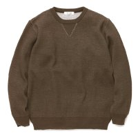 <img class='new_mark_img1' src='//img.shop-pro.jp/img/new/icons49.gif' style='border:none;display:inline;margin:0px;padding:0px;width:auto;' />RADIALL - NOVA - CREW NECK SWEATER L/S