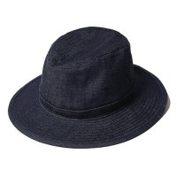<img class='new_mark_img1' src='//img.shop-pro.jp/img/new/icons22.gif' style='border:none;display:inline;margin:0px;padding:0px;width:auto;' />CALEE - DENIM HAT (40%OFF)