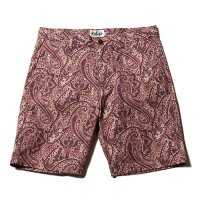<img class='new_mark_img1' src='//img.shop-pro.jp/img/new/icons49.gif' style='border:none;display:inline;margin:0px;padding:0px;width:auto;' />CALEE - ALLOVER PAISLEY PATTERN SHORT PANTS